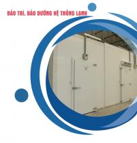Bảo trì bảo dưỡng hệ thống lạnh
