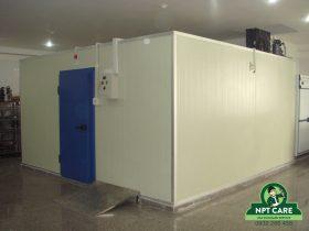 Các bước bảo dưỡng kho lạnh bảo quản định kỳ