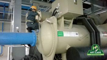 Sửa chữa, bảo trì, bảo dưỡng máy làm lạnh nước Water chiller Trane