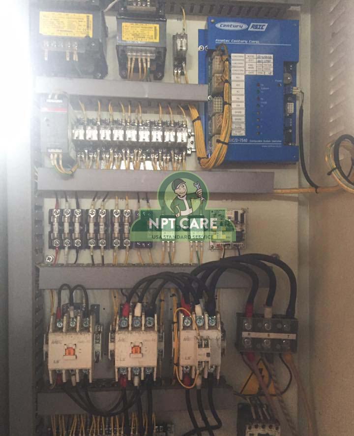 Dự án bảo trì Water Chiller tại nhà máy sản xuất dây điện Shinwa vani Bắc Ninh