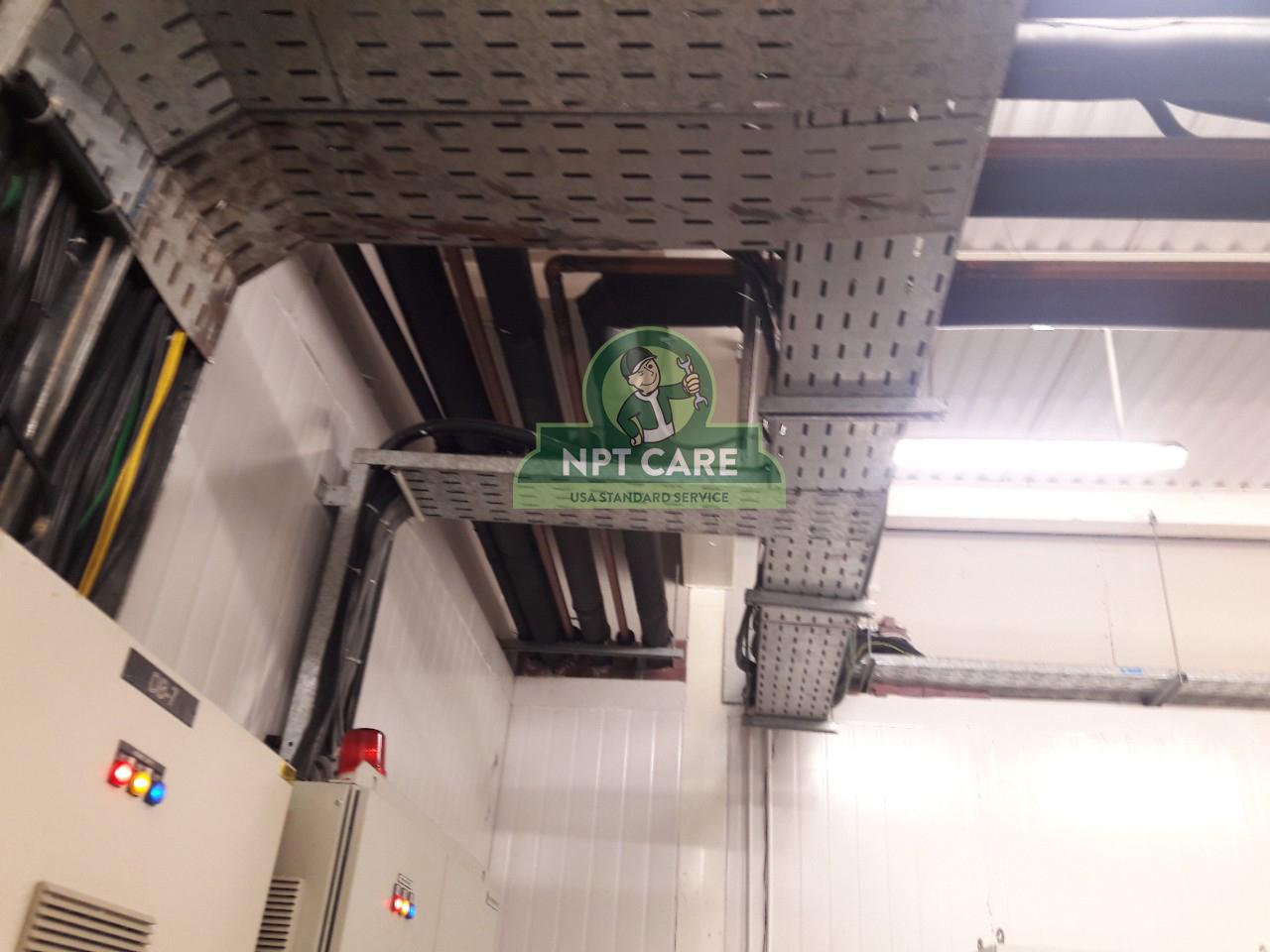 Khảo sát và lên phương án bảo trì hệ thống lạnh công nghiệp MM MEGA MARKET tại Nghệ An 2