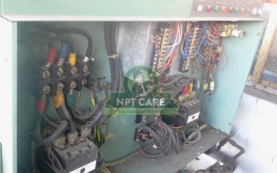 Dự án Sửa chữa hệ thống làm lạnh nước Carrier water chiller tại nhà máy Geshen - Hải Dương 3