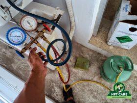 Hướng dẫn rút gas, môi chất lạnh ra khỏi hệ thống lạnh