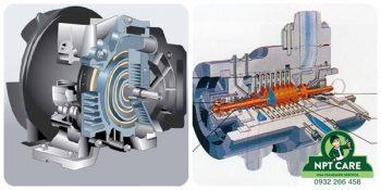 Kỹ thuật tháo rời máy nén piston- Phần 3